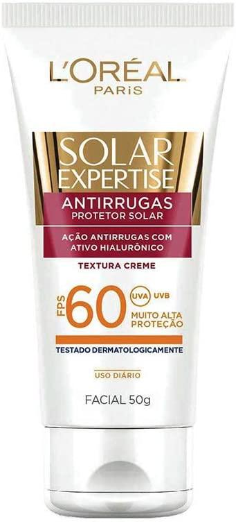 Protetor Solar Facial FPS 60 50g