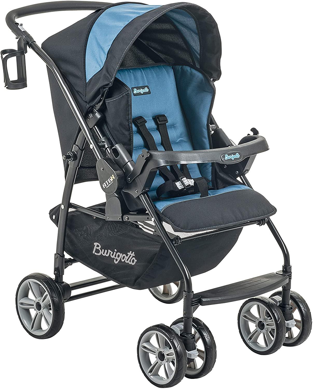Carrinho de Bebê AT6 K, Burigotto 8