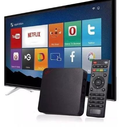 Como configurar a TV Box da Samsung