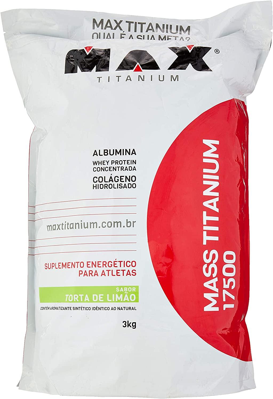 Mass Titanium 17500 - Refil, Max
