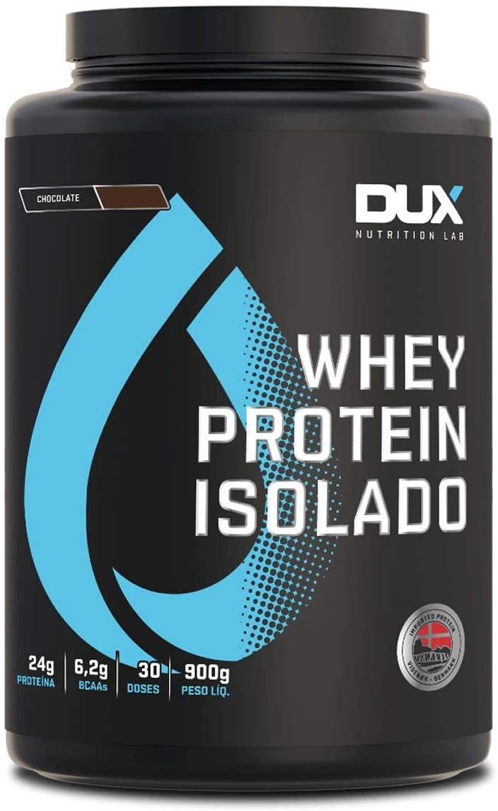 Whey Protein Isolado (900G), Dux Nutrition
