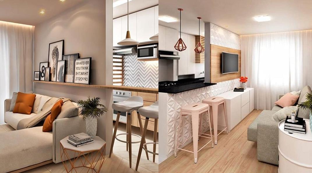 ideias para Apartamentos