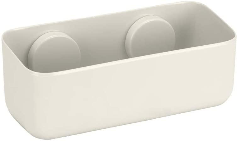 Prateleira Para Shampoo Off White - Linha Fixa