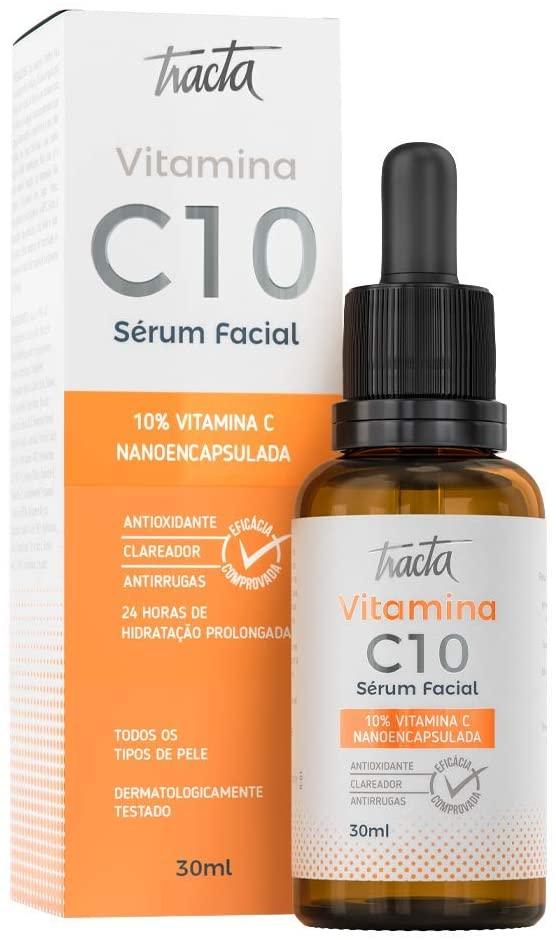 Sérum Facial Vitamina C 10, Tracta