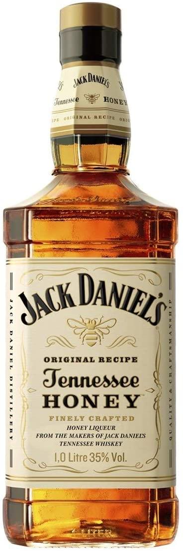 Whisky Jack Daniels Honey 1L