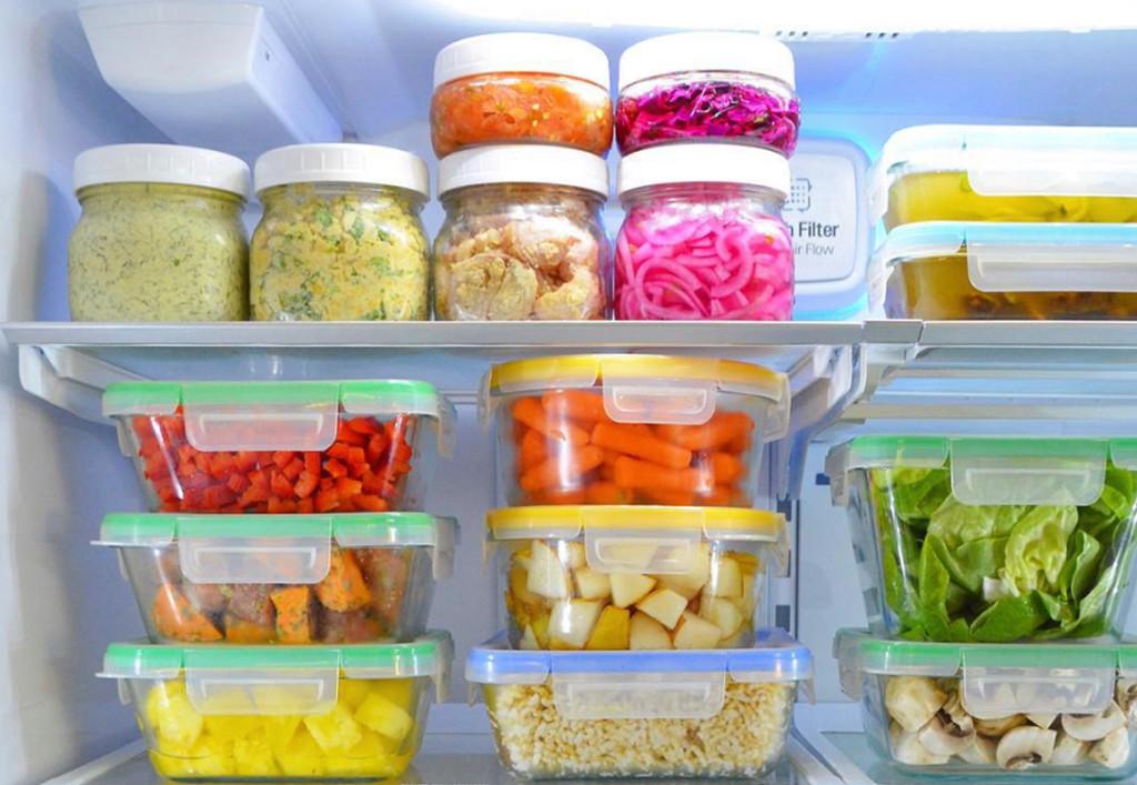 dicas para arrumar geladeira