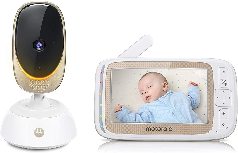 Babá Eletrônica Motorola Comfort85 Connect
