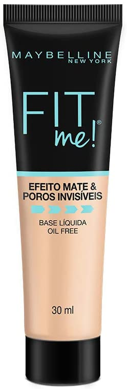 Base Líquida Maybelline