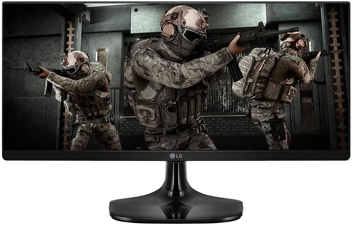 Monitor LG Gamer UltraWide 25
