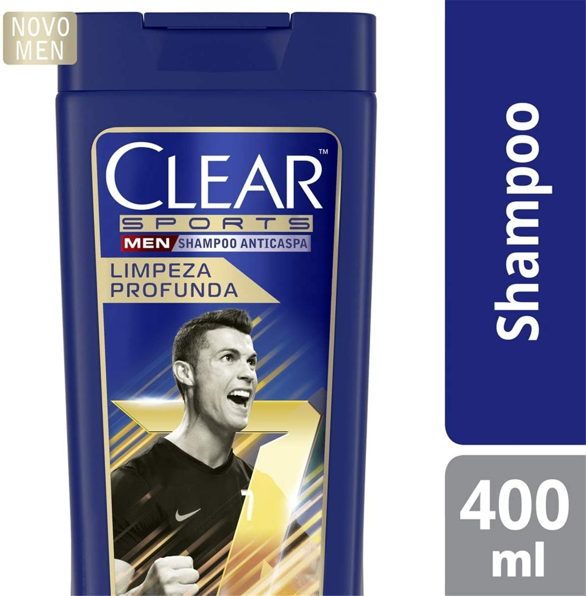 Shampoo Anticaspa Clear Sports