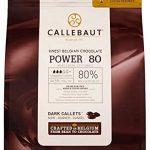 Chocolate em gotas 80% cacau