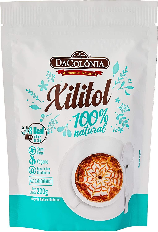 Adoçante Natural Xilitol