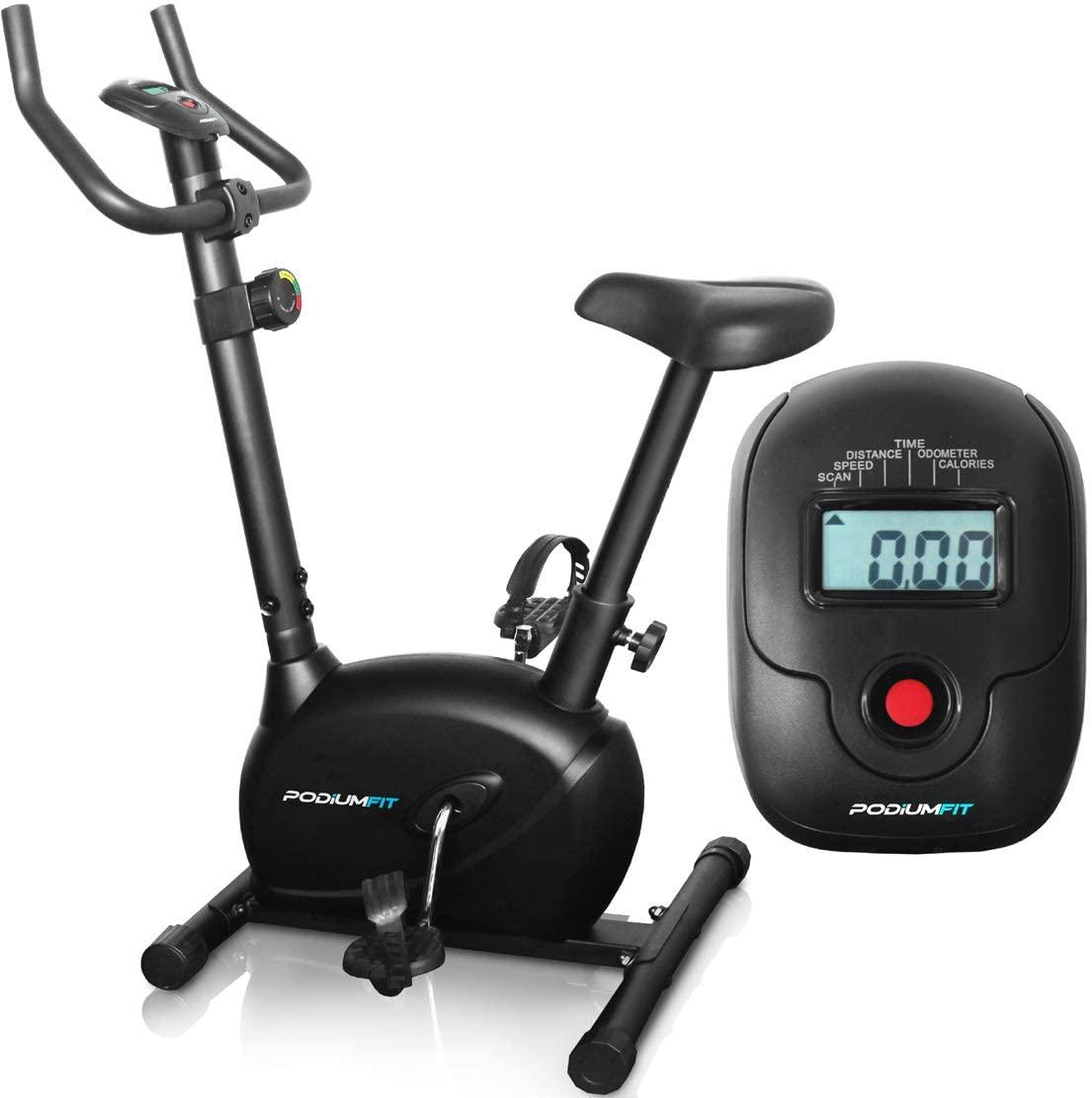 Bicicleta Ergométrica Podiumfit V100