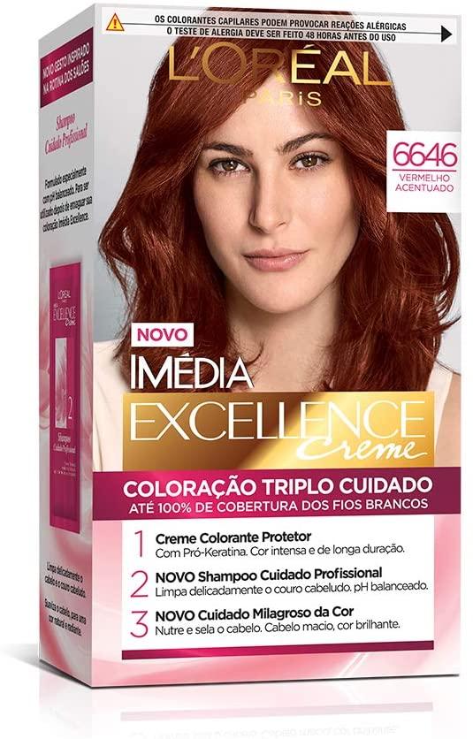 Coloração Imédia Excellence, L'Oréal