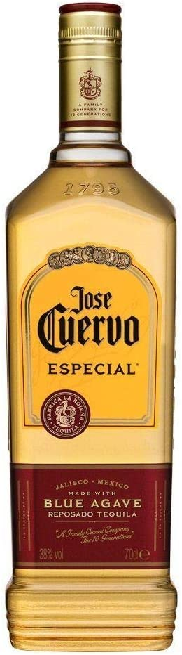 José Cuervo Tequila Especial