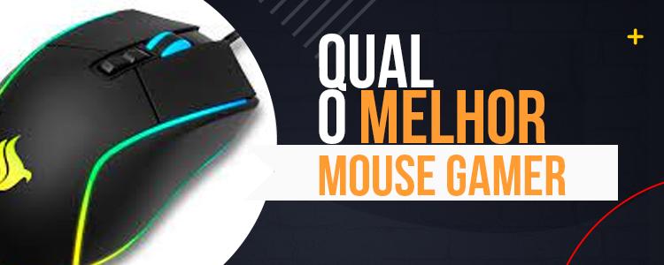 Melhor Mouse Gamer