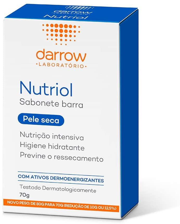 Nutriol Sabonete Barra Hidratante