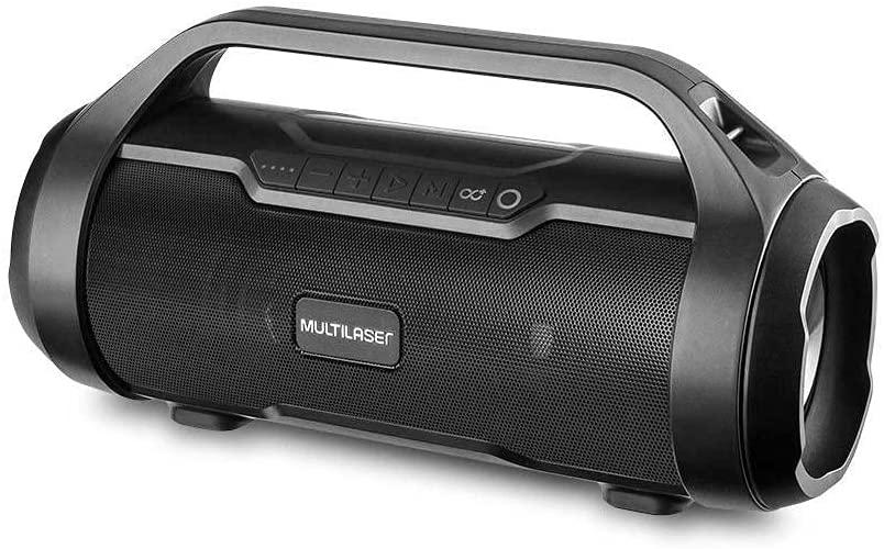 Super Bazooka Multilaser Bluetooth