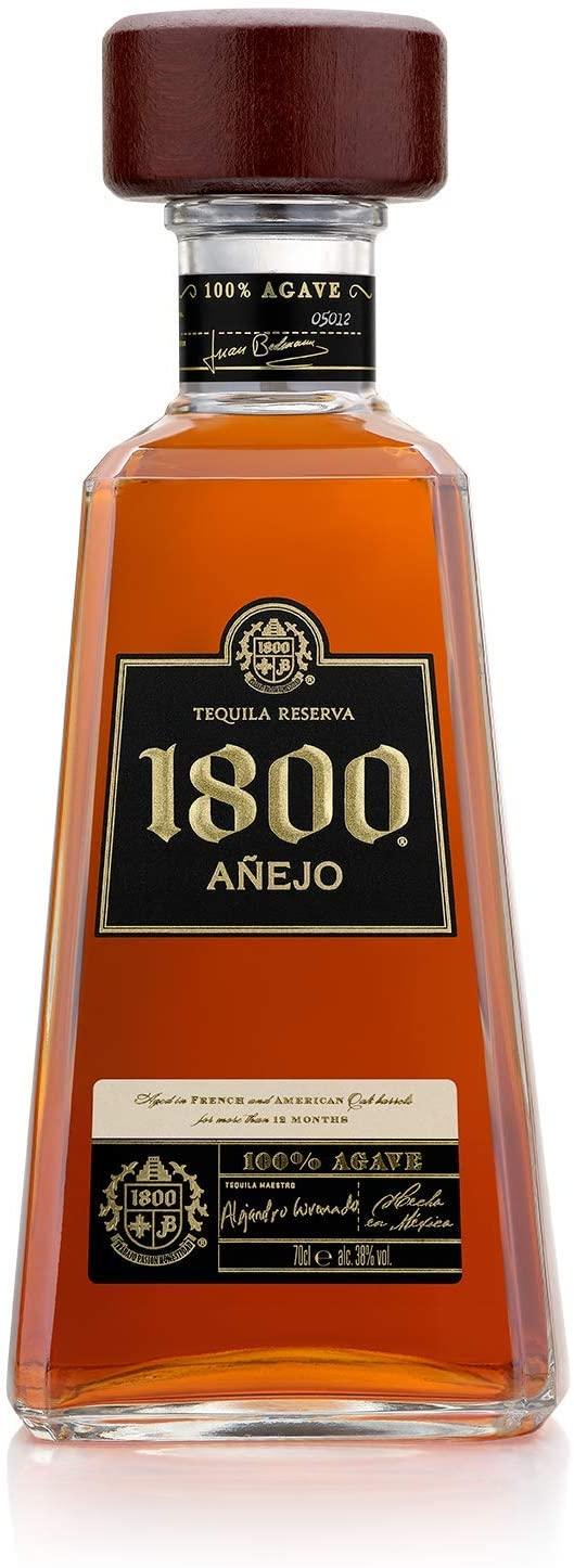 Tequila Mexicana 1800 Anejo