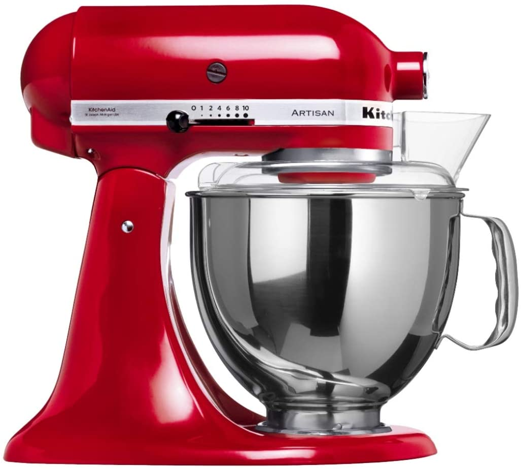 Batedeira Stand Mixer Artisan, Vermelha