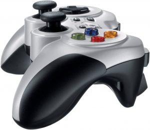 Controle de Jogos sem fio Logitech