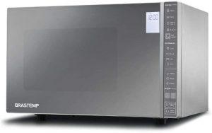 Micro-ondas Brastemp 32 Litros cor Inox
