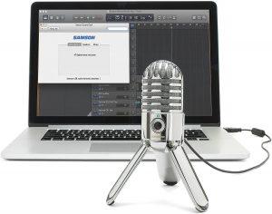 Samson Microfone Condensador