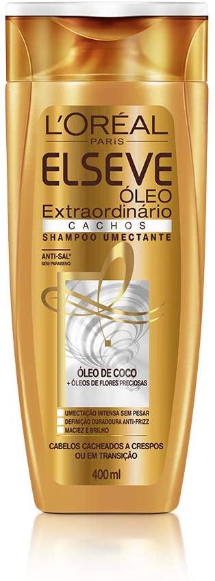 Shampoo Óleo Extraordinário Cachos