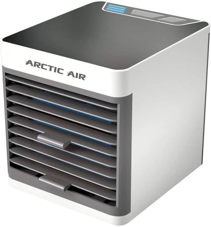 Mini Climatizador De Ar Individual Portátil