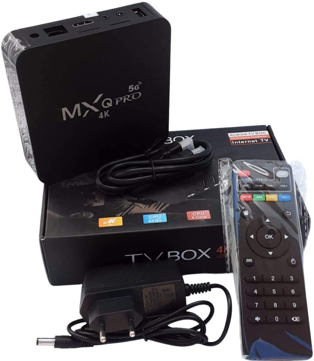 TV BOX SMART ANDOIRD 4K
