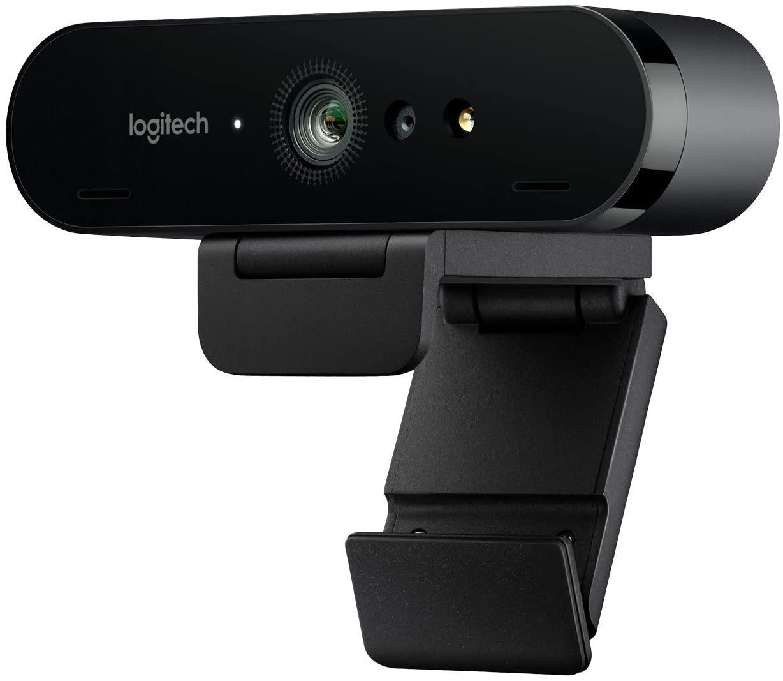 Webcam UltraHD 4K BRIO, Logitech