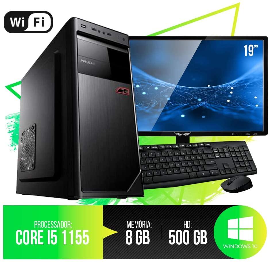 PC Completo Intel Core i5