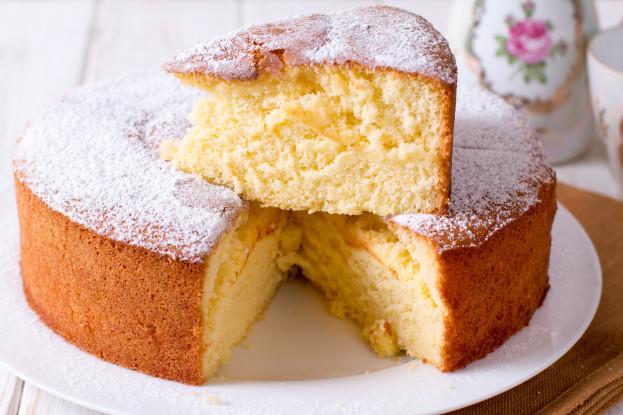 como deixar o bolo fofinho e macio